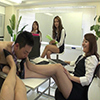 From PTM-016-01 group OL woman smell pantyhose deodorant's...
