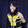 HK7 Japanese Race Queen Hiroko Bound and Gagged Part2