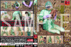 Bingham outfit fetch play series 20-green plastic raincoat suits in IMO is 掘tcha-