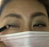 Yuria's Fetish Everyday part 2. (non-woven fabric mask, earpick, contact lenses, eye makeup)