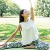 Enjoy seasonal Yoga for Beauty and Health supervision and performance motor