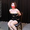 Tokyo bondage photos [ANP1 Japanese Club Girl Anri Bound and Made to Drool]
