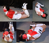AD26 Race Queen Nanako Captured and Bound Part3