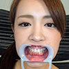 [Dental fetish] observed Miyuki Sakura's teeth!